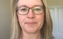 Lesley Carver, the Senior Project Manager for the Care Homes Vanguard