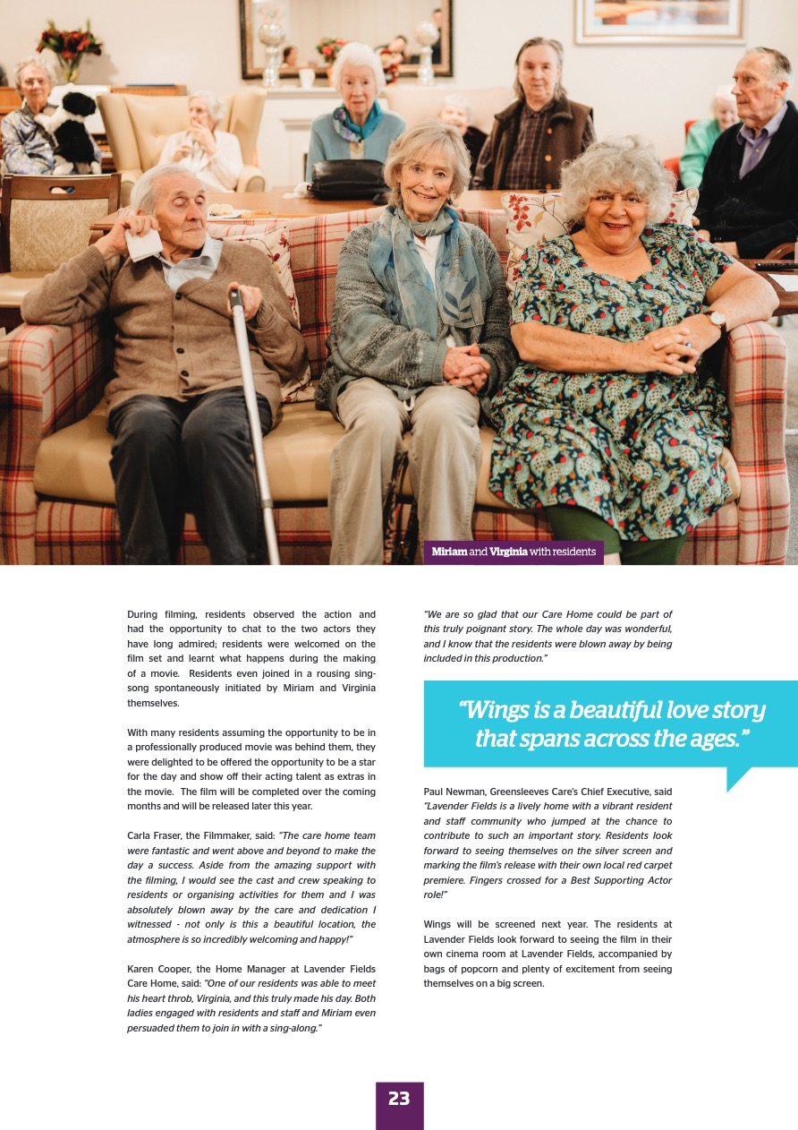 Previous Issues – Care Talk